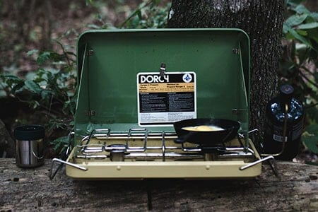 best car camping stove