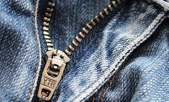 zipper method