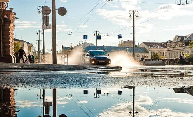 car flooded insurance claim