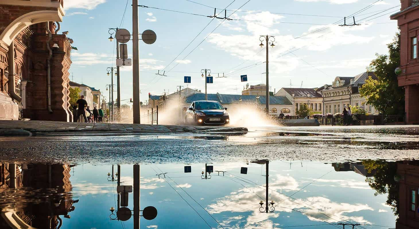 does car insurance cover flood damage