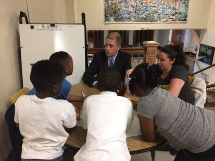 Communities in Schools: Ginter Park Elementary