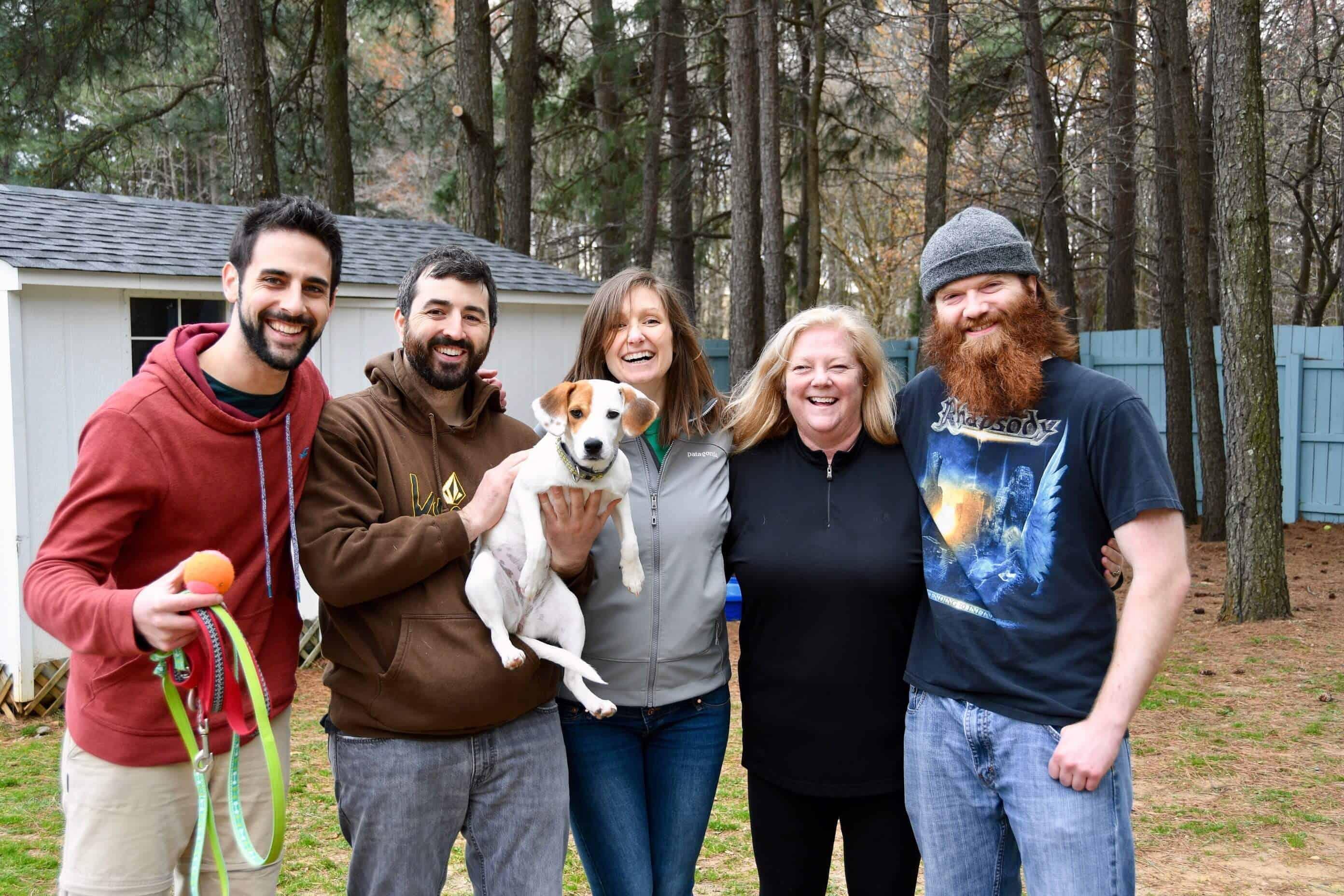 Richmond Animal League: Dog Days