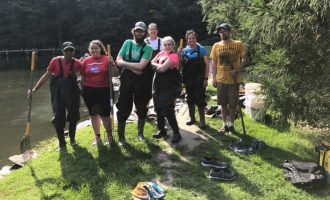 Maymont: The Big Clean Up