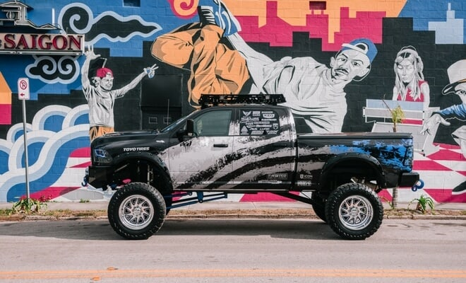 The Ultimate Texas Truck