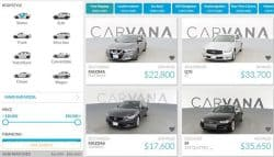 online carvana used car review