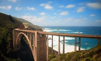 Best Rentals for the Pacific Coast Highway