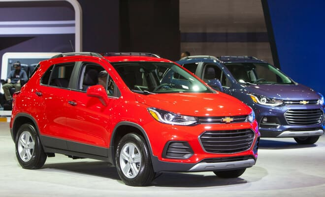 Chevy Trax Insurance Rate Comparison Online Quotes Compare