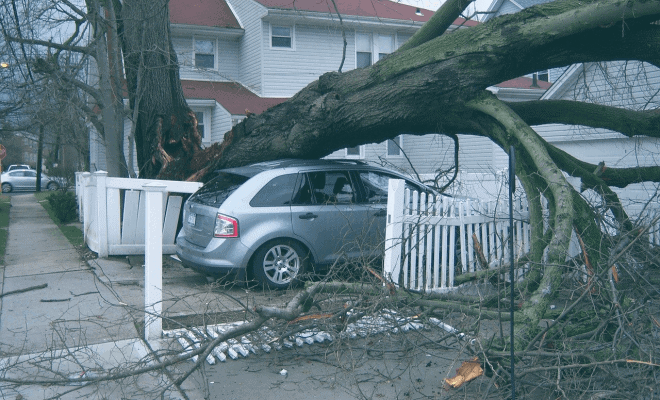 Is your car insurance covered from hurricane damage?