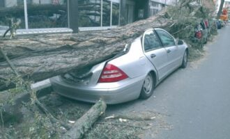 Does Car Insurance Cover Tornado Damage?