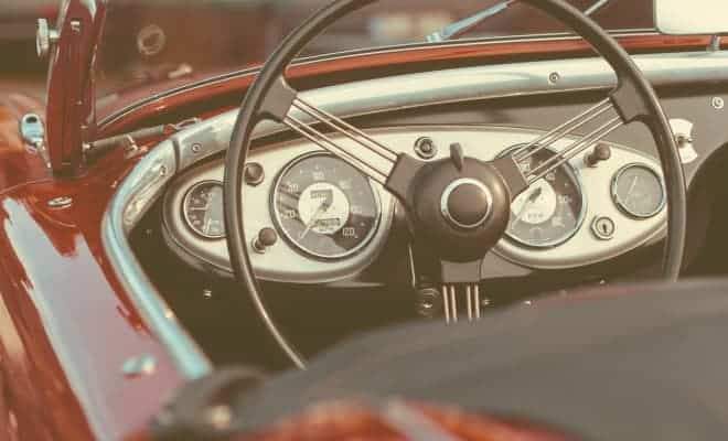 How does antique car insurance work?