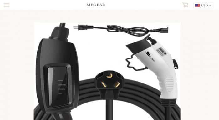 Megear EV charger