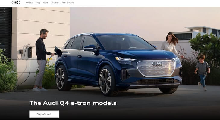 Upcoming electric cars: Audi Q4 e-tron