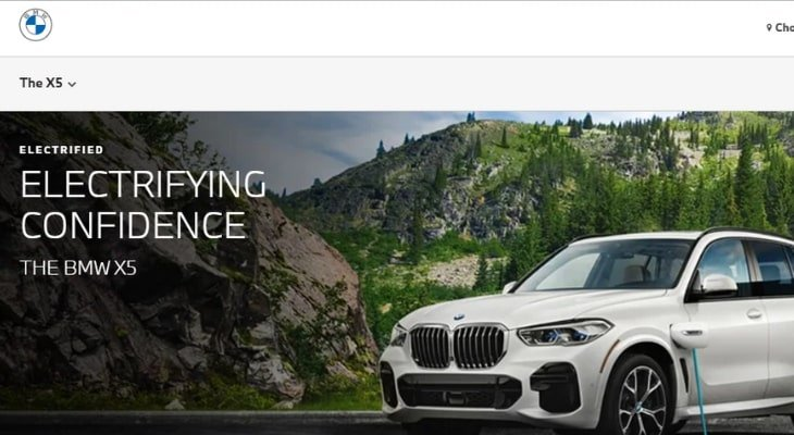 Best hybrid crossover: BMW X5