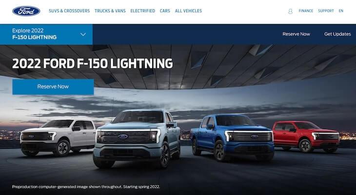 Ford vs Tesla Truck: Ford-F-150 Lightning